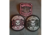 SSK9 Patches