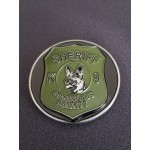 SSK9 Patch Challenge Coin